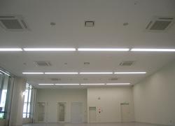 エアコン施工の写真