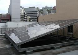 太陽光発電装置設置工事