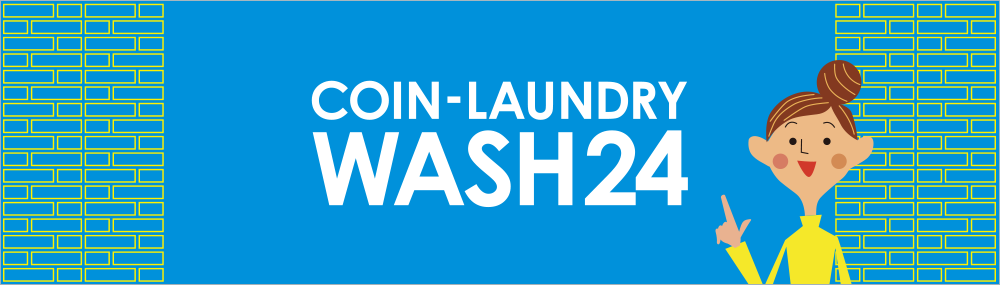COIN-LAUNDRY WASH24